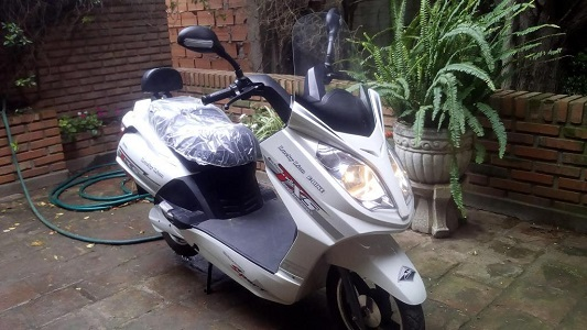 Aprobaron la circulación de las motos eléctricas en la ciudad