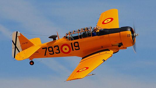 Bell Ville: se viene un Festival Aéreo con modelos de aviones únicos en el país
