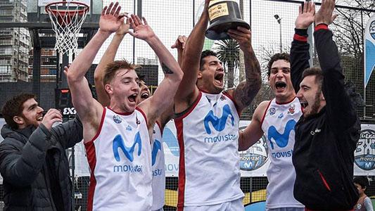 Ameghino: entre los dos equipos que representa al país en México