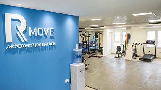 Roentgen inaugura su centro de rehabilitación deportiva de última generación