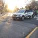 Peatona de 72 años atropellada frente al Palacio Municipal: lesiones graves