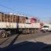Choque entre dos camiones: uno de los conductores fue trasladado al Hospital