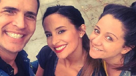 ¡Hoy es el día! Lourdes Sánchez y Diego Ramos darán todo por Caritas Felices