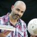 El escritor Eduardo Sacheri estará en la Fiesta Nacional de la Pelota de Fútbol