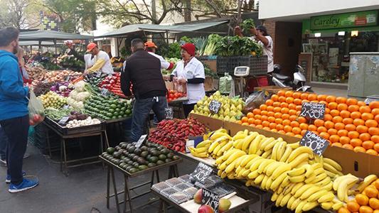 Realizan la primera Feria Franca: Día, lugar y que alimentos habrá para comprar