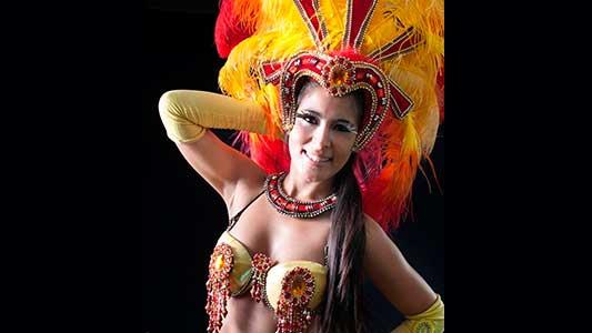Marisol Sánchez, belleza de Gualeguaychú que viene a mostrar lo que sabe en Villa Nueva