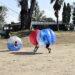Así se vivió el festejo de la primavera en el Parque de Villa Nueva