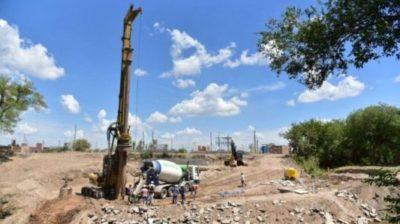 Oposición pide explicaciones por paralización de obra del nuevo puente