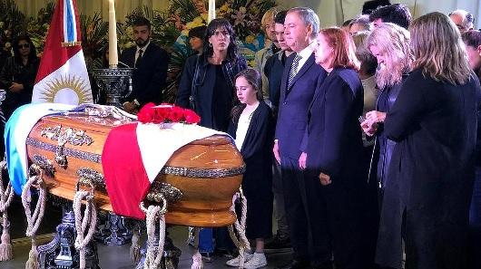 Todo sobre la muerte y despedida de José Manuel De La Sota