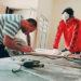 Aprender carpintería con material reciclado: Abren taller en la Escuela Granja