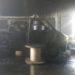 Incendio en el Corralón Municipal: Ardió camioneta guardada en depósito