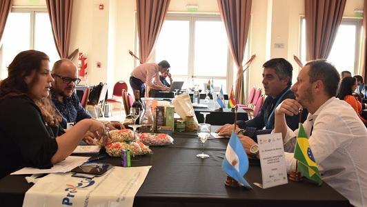 Villa María Exporta: Más de 250 entrevistas de negocios en la primera jornada