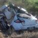 Camionero de Villa Nueva impactó contra un auto cerca de Quilino: 1 persona fallecida