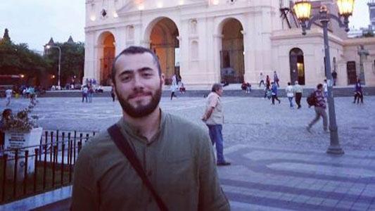 Qué dijo el turco que vive en Villa María y fue detenido tras los incidentes en el Congreso
