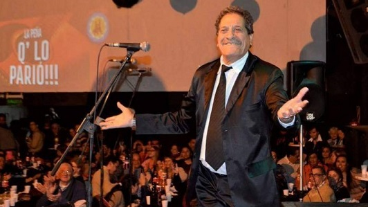 Murió el Chango Juárez: El humorista villamariense fue parte del primer Festival de Peñas