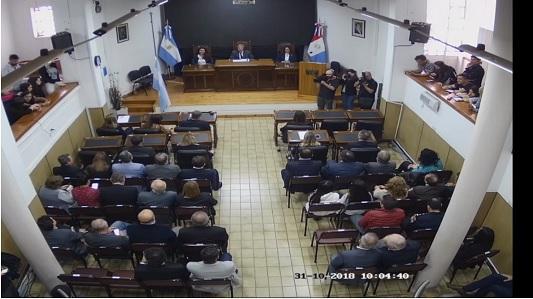 En Vivo: Gill en el Concejo para dar el último informe de gestión del año