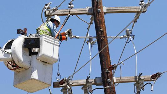 Cortes de energía en Villa Nueva durante el fin de semana