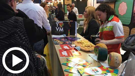El Festival y los quesos: Marcas de Villa María frente al turismo del mundo