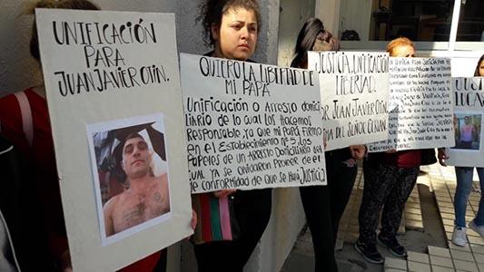 """Muerte de Otín: familiares piden que """"paguen quienes tienen que pagar"""""""