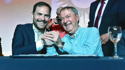 Viene Schiaretti con anuncios de más inversiones empresarias en Villa María