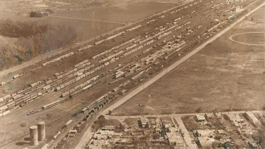 Más de 200 fotos de la historia ferroviaria fueron aportadas por vecinos para el Museo