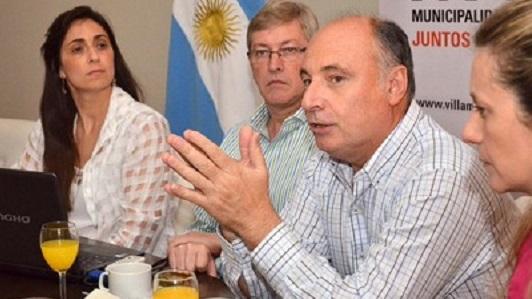 """""""Asociar la Municipalidad de Villa María con la gestión de Accastello y CBI no es correcto"""", dijo Navarro"""