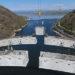 Mirá cómo está quedando el nuevo puente sobre el lago San Roque