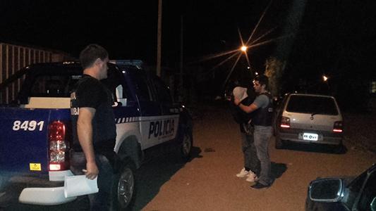 Detienen a empleado municipal y recuperan más luces robadas del Corralón
