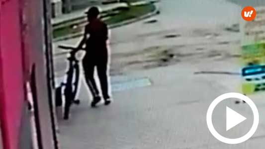 Gendarme detenido por robar una bici: Su jefe lo denunció ante la Justicia