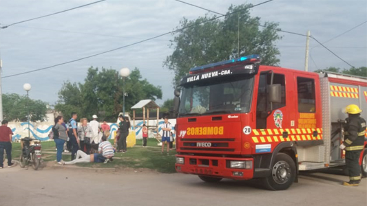 Denuncia demora de la ambulancia para socorrer a mujer y niño herido en un accidente