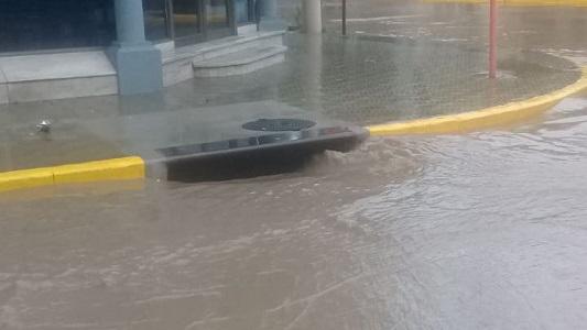 Municipio monitorea el escurrimiento de las aguas en la ciudad