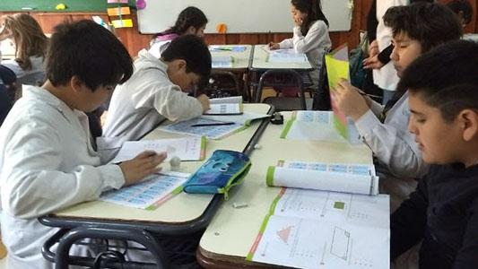 Matrícula escolar: Cada vez más alumnos en jardín y secundaria