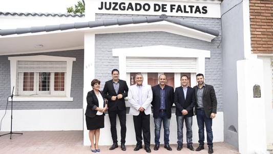 Villa Nueva: el Juzgado de Faltas ya tiene edifico y Juez nuevo