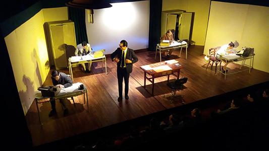 Noche de los Teatros: tres propuestas de obras para disfrutar con entrada a la gorra