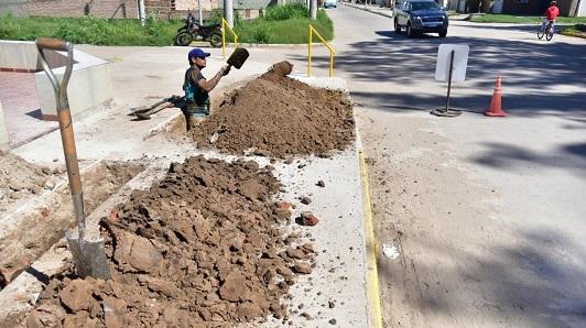 4 barrios con obra de gas terminada: Qué falta para que puedan conectarse