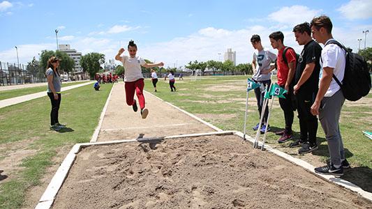 Inclusión en el deporte: 350 chicos participaron de las olimpíadas para personas con discapacidad
