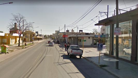 Oncativo de luto: Vecino en bicicleta falleció atropellado por un camión