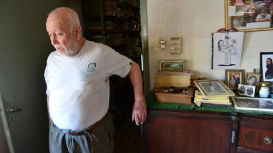 ARA San Juan: El padre del teniente Maroli no cree en el hallazgo del submarino