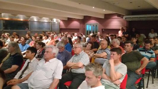 Con más de 70 productores, se desarrolló la reunión por la Ley Agroforestal