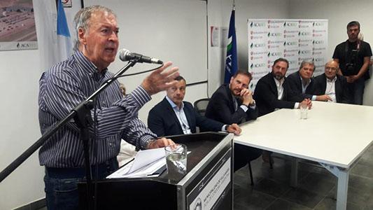 Schiaretti trajo subsidios y aumenta la ayuda social para Villa María