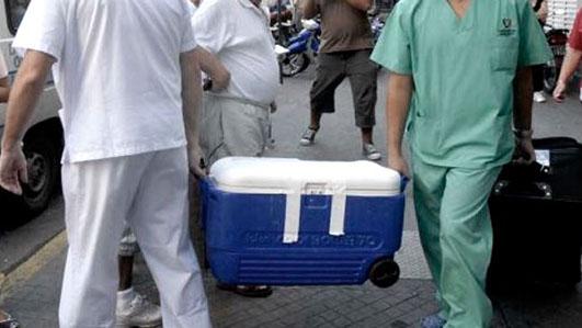 Más vidas podrán salvarse por otra ablación en el Pasteur: Suman 30 en dos décadas