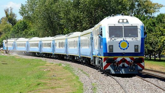 Nueva parada para el tren: Después de 26 años volverá a pasar por Marcos Juárez