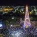Tio Pujio: Se podrá ver EN VIVO el encendido del árbol de navidad gigante