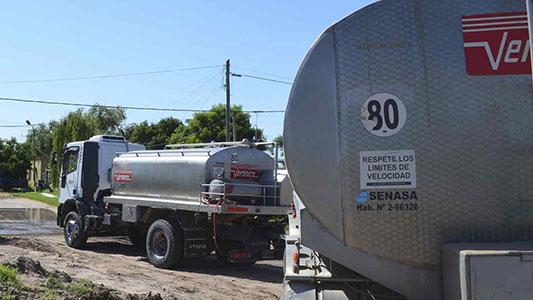 Transportistas de leche planean un paro para que mejoren las condiciones laborales