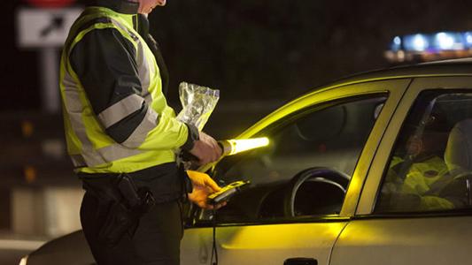 Continúan los controles de alcoholemia en Año Nuevo para prevenir accidentes