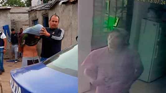 Agarraron al ladrón que tenía cansados a los vecinos del San Nicolás