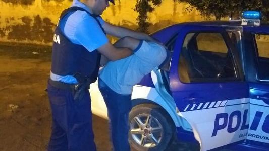 6 hombres detenidos: Cometieron todo tipo de delitos e infracciones