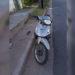 Se fugó dos veces: escapó y dejó su moto pero volvió para insultar a la policía