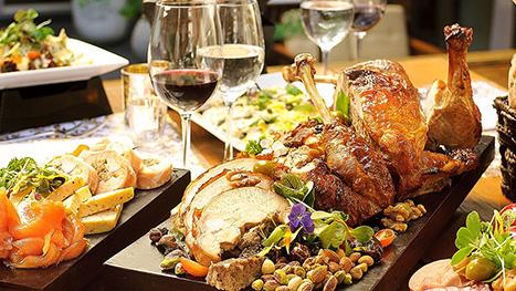Recomendaciones para el consumo de alimentos en las fiestas