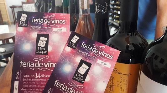 Hay ganadores del sorteo de 2 entradas para la Feria de Vinos